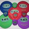 Ihopvikbar Frisbee med ficka och er logga eller print image