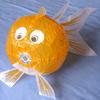 Washi ''Guldsfisk'' ballong Ø36CM    image
