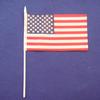 Handhållen flagga med eget tryck 10x15cm image