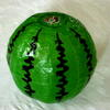 "Washi ""Vattenmelon"" ballong Ø42cm image"