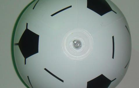 Badbollar 30cm med logga image