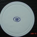 Skräddarsydd / ingraverat pappers underlägg 85mm image