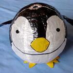Washi ''Pingvin'' ballong Ø36cm image
