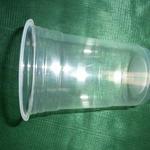 Plastmuggar, 460ml PP kupolmugg för kalla drycker tryckt med er logga image