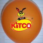 """Latexballonger 10"""" (25cm) med er design image"""