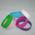 Breda silikonarmband (19mm) Helt skräddarsydda image